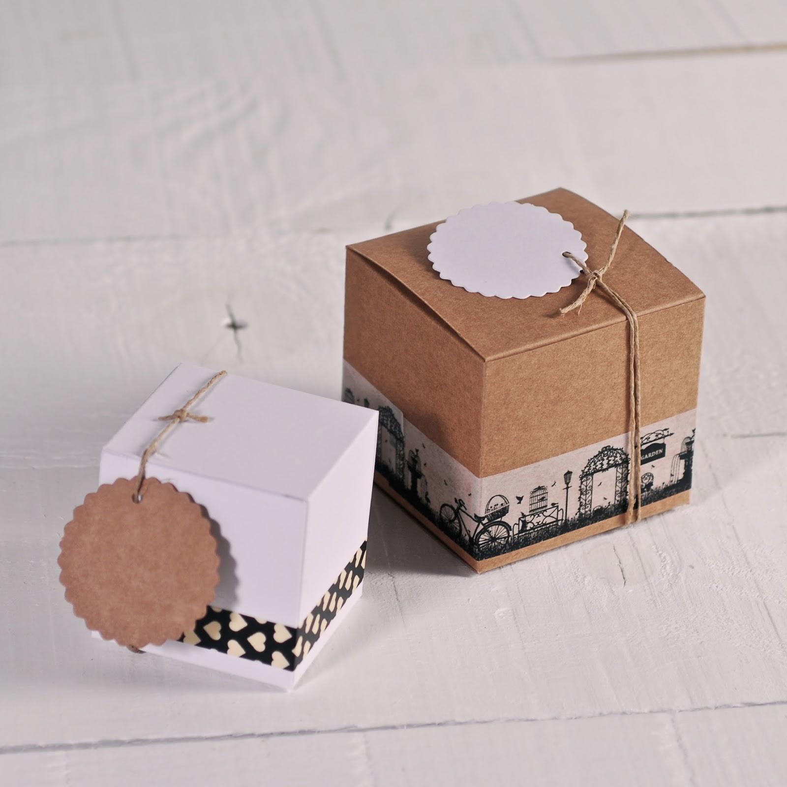 Cajas decoradas de carton para fiestas - Cajas de carton decoradas baratas ...