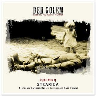 Stearica Der Golem sonorizzazzione