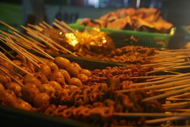 Wisata Kuliner Malam Hari di Jogja