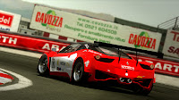 Ferrari 458 Italia y Mercedes
