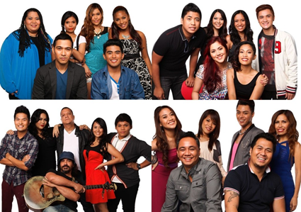 The Voice of the Philippines Top 24 compete in the Live Shows starting August 25