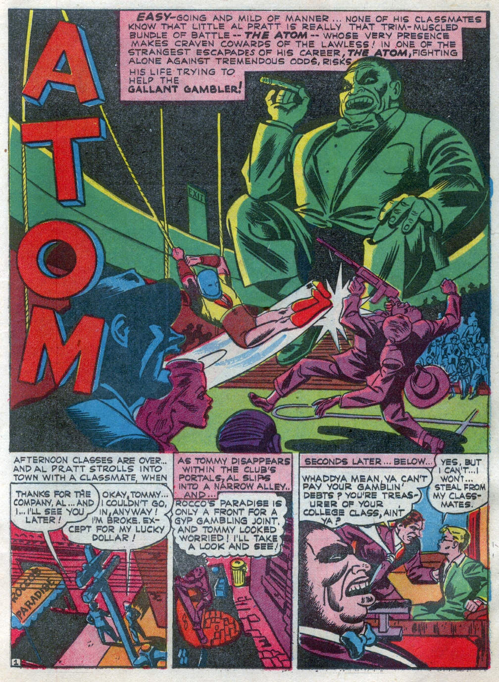 Read online All-American Comics (1939) comic -  Issue #45 - 19