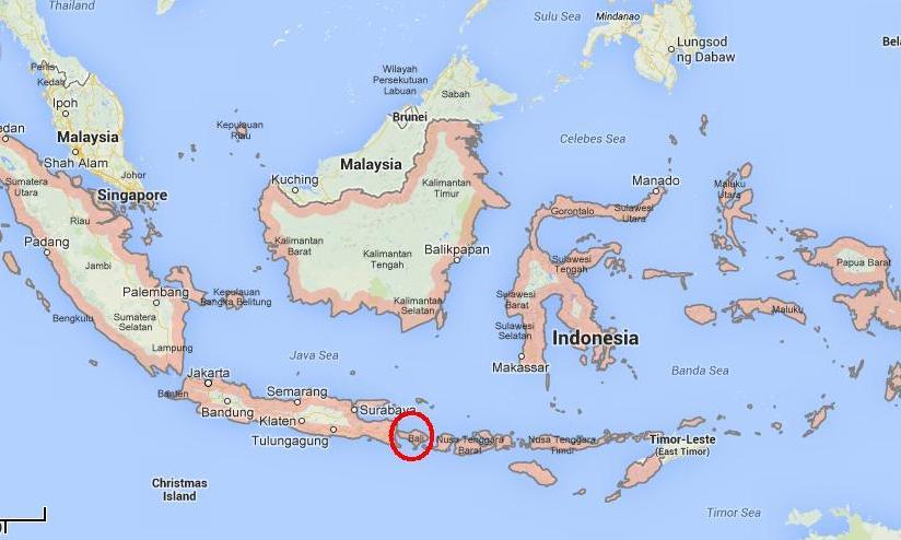 Indonesia Bali Arsip