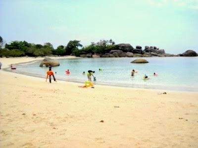 Nama Pantai di Kabupaten Belitung