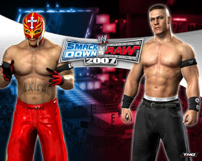 WWE Smackdown Vs RAw 2007 PC Version Download For Free