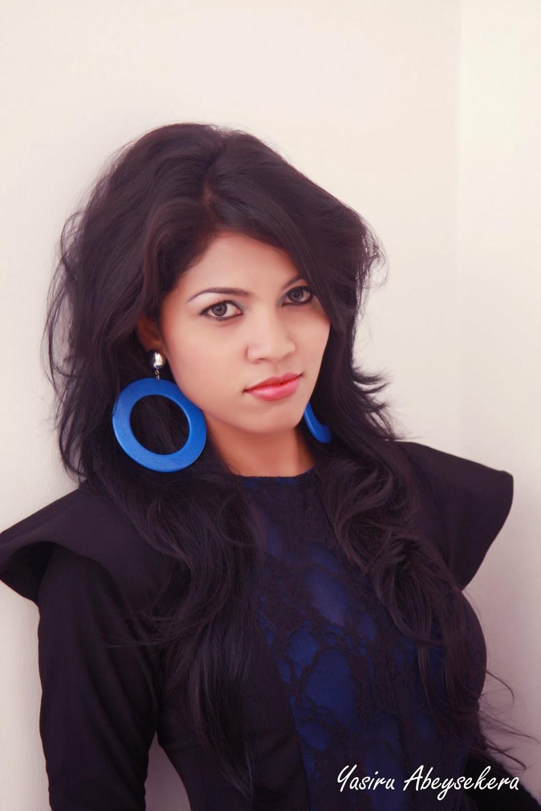 Black Aura Melanie Cami