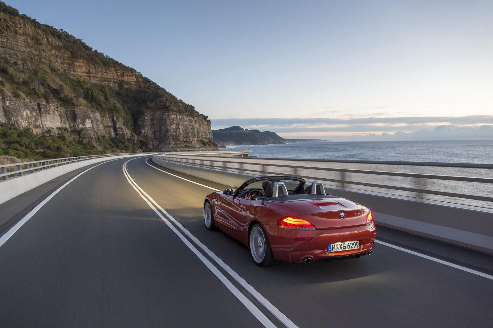 auto 2014 BMW Z4