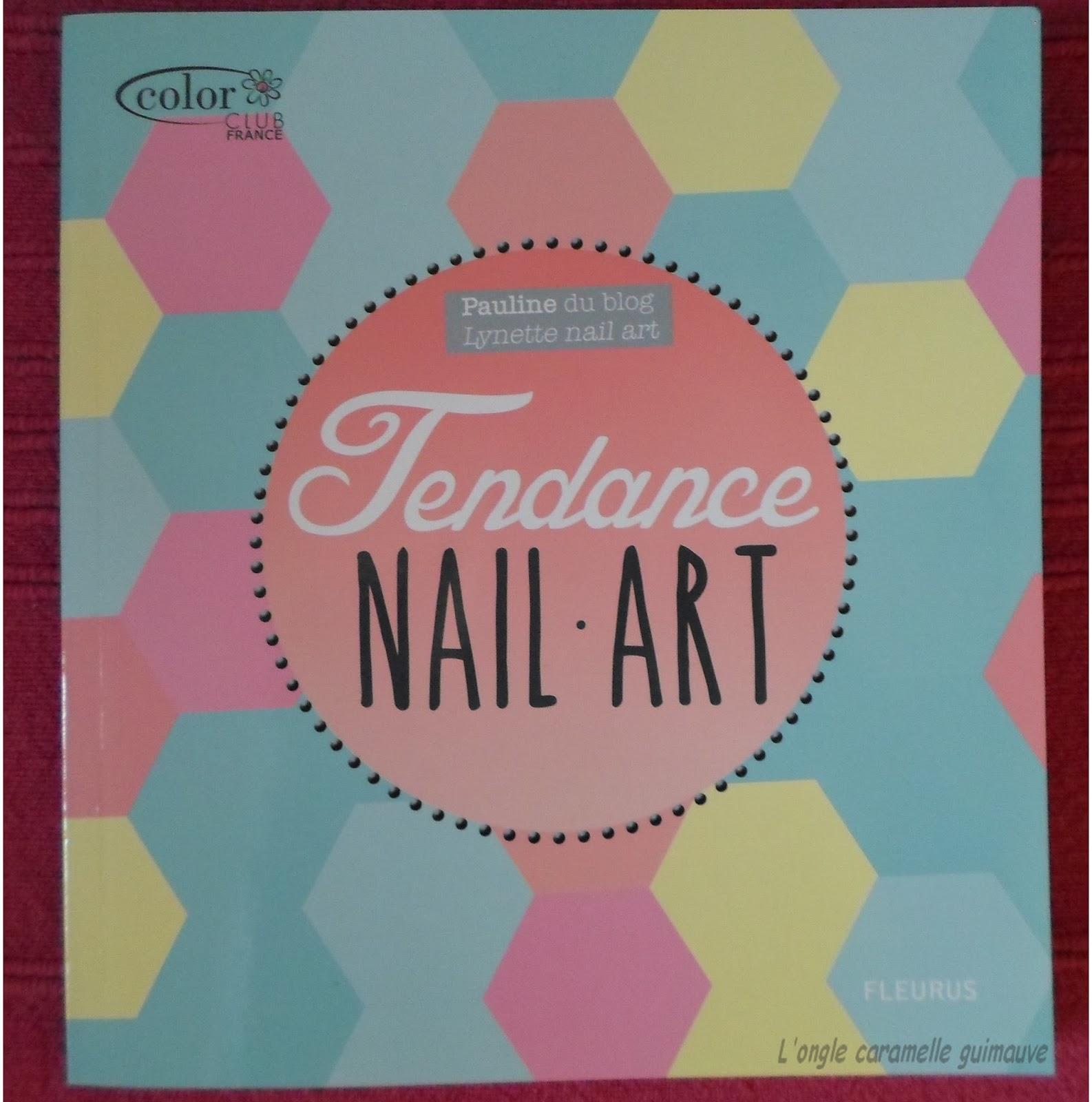 livre lynette nail art