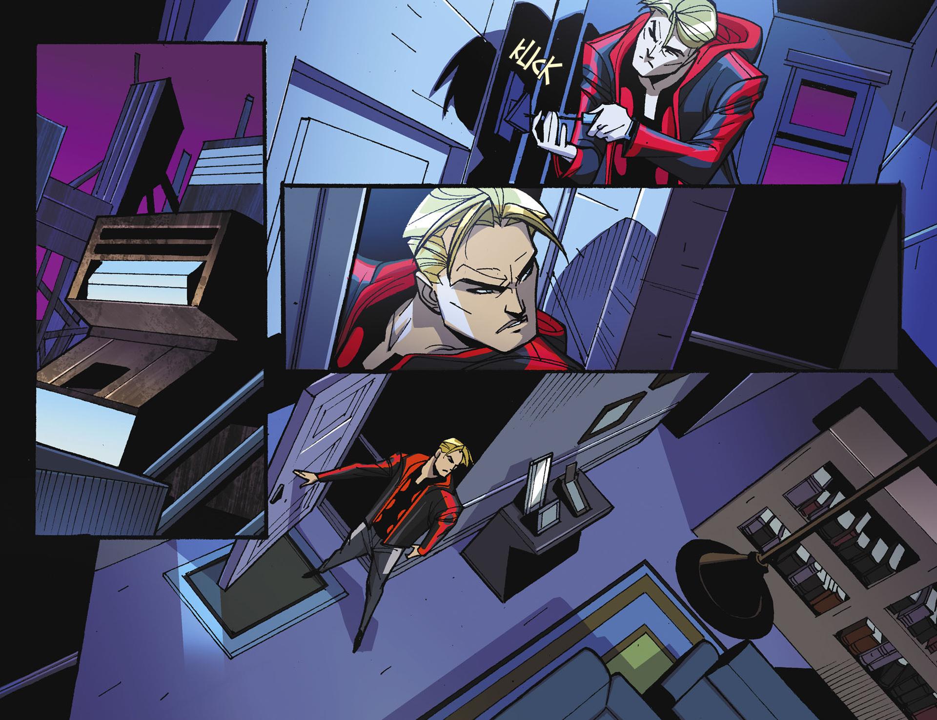 Batman Beyond 2.0 #17 #24 - English 13