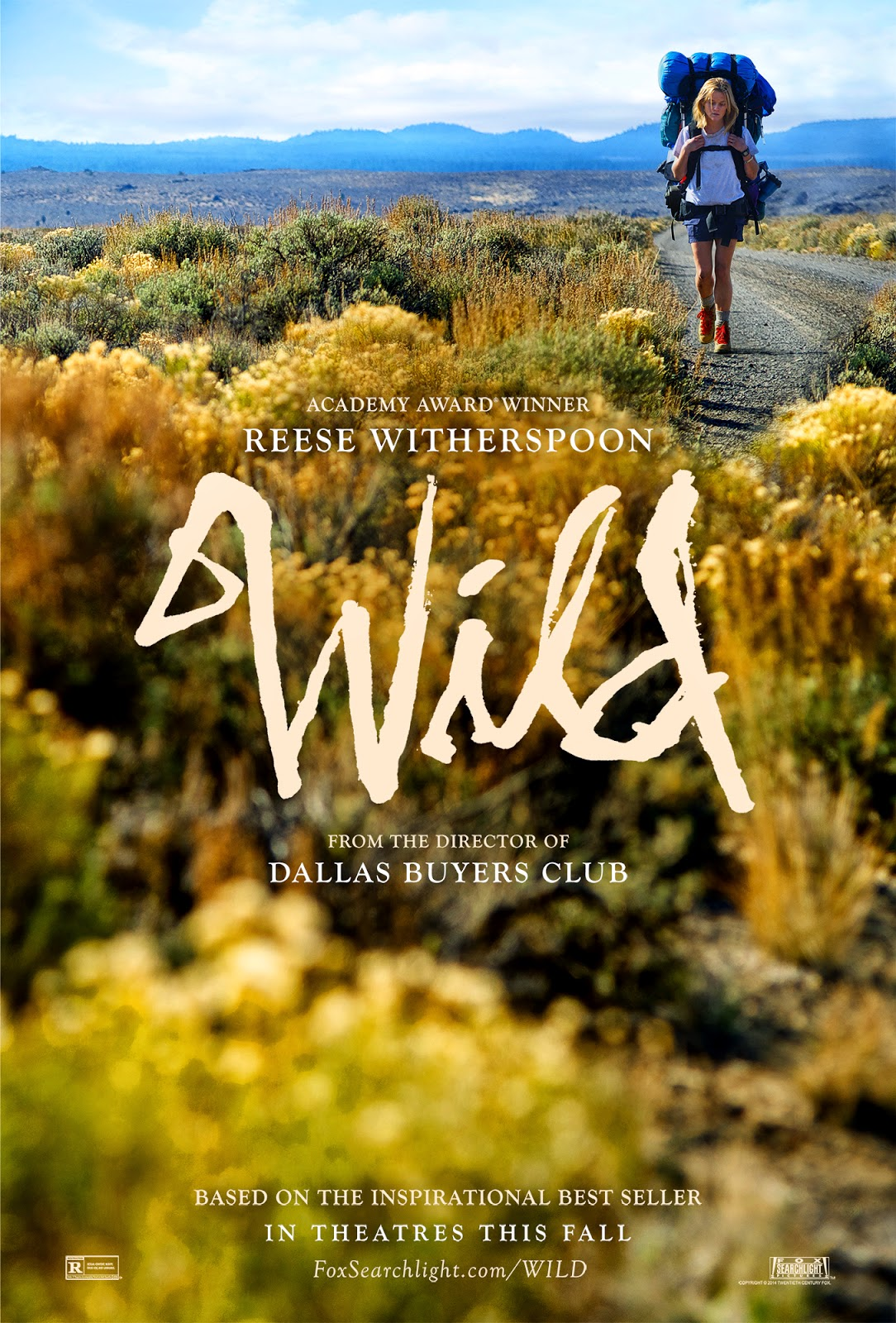 reese witherspoon wild poster 2015 film