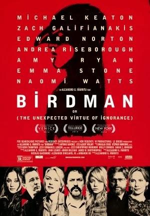 Birdman – A Inesperada Virtude da Ignorância Legendado