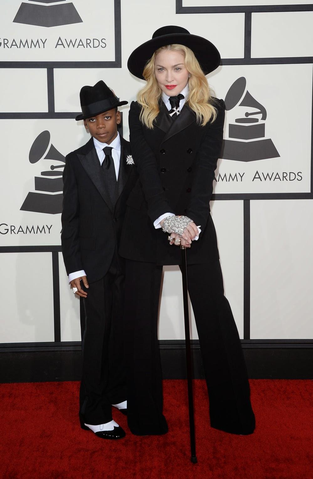 Madonna & Son