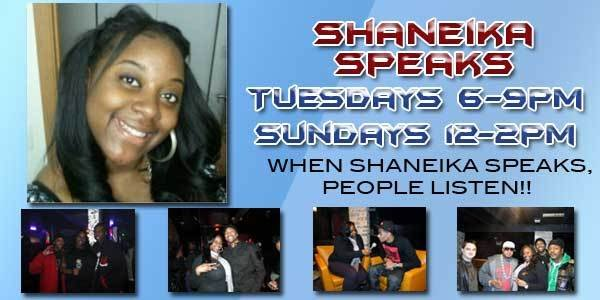 SHANEIKA SPEAKS