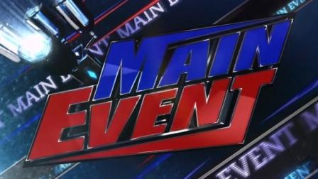 Poster Of WWE Main Event Full Show Download 1st January 2016 HDTV 480P