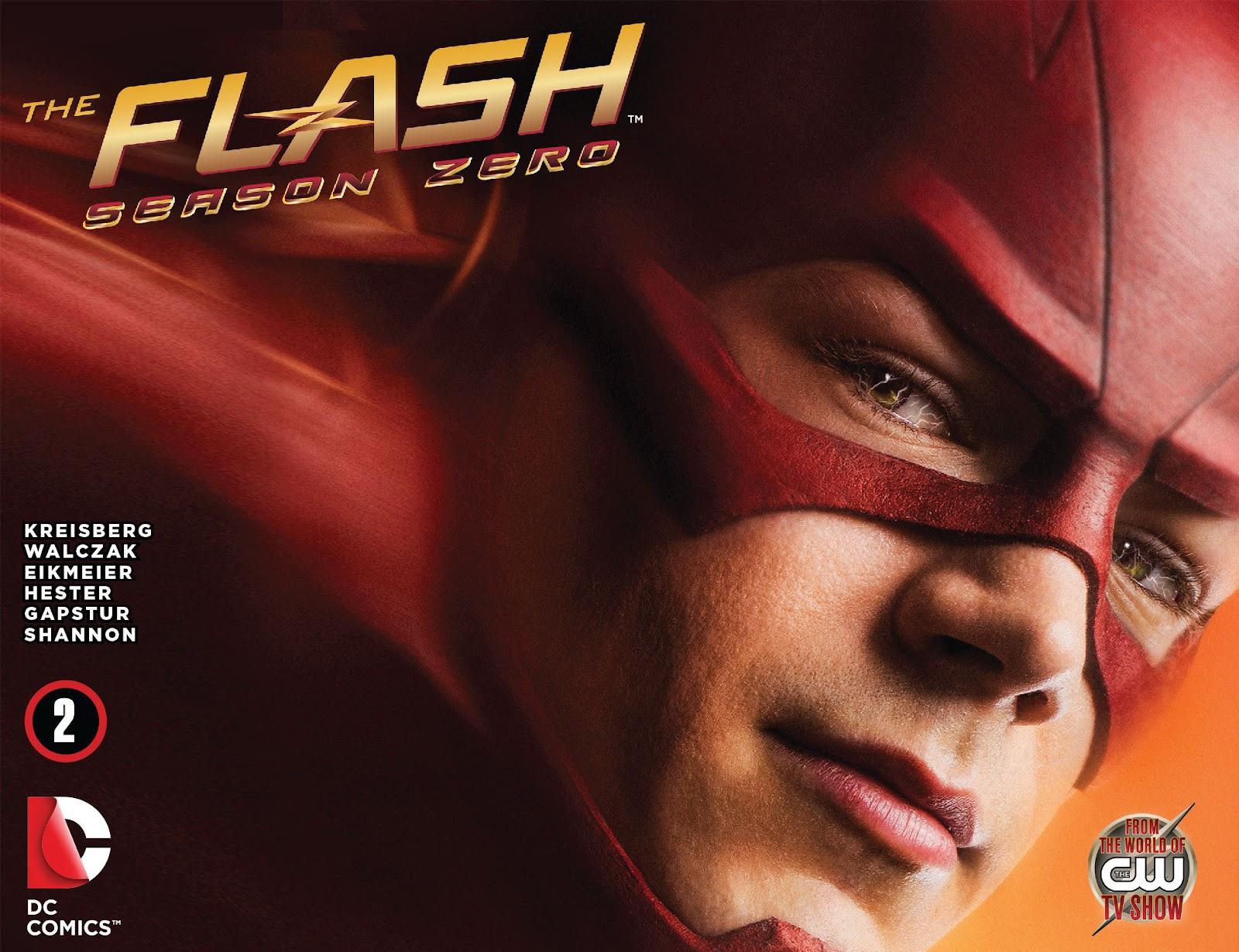 The Flash: Season Zero [I] Issue #2 #2 - English 1