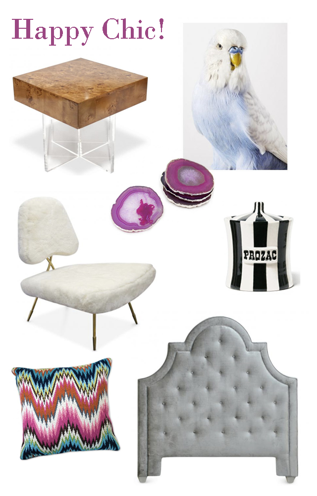 the peak of tr s chic jonathan adler at west ave. Black Bedroom Furniture Sets. Home Design Ideas
