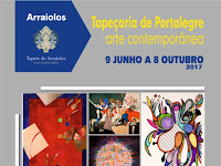 ARRAIOLOS: EXPOSIÇÃO DE TAPEÇARIAS DE PORTALEGRE