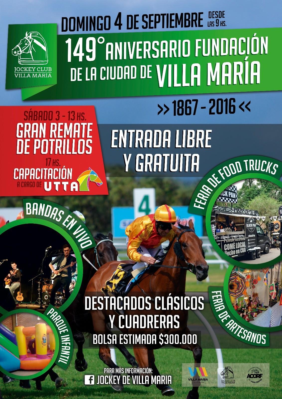 VILLA MARIA (CBA) 04 de Set - La Fiesta Aniversario IMG-20160810-WA0002