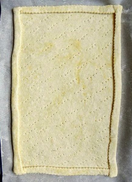 buckwheat tart dough