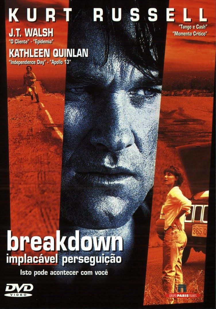 Breakdown: Implacável Perseguição – Dublado (1997)