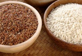 banyak manfaat beras merah