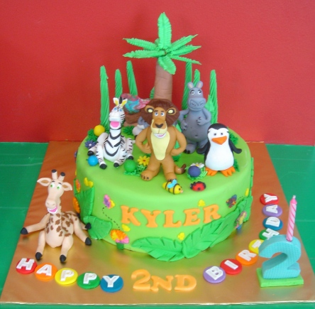 Yochanas Cake Delight! : Kylers birthday cake