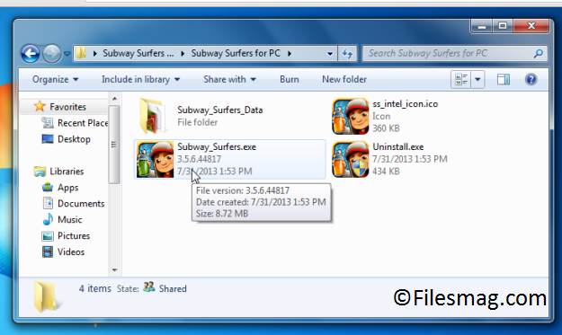 subway surfers games for pc free