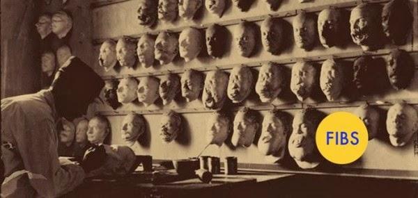 9. Действительно ли этот человек делает посмертные маски солдат?
