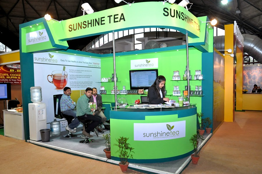 Exhibition Stall Design in Delhi