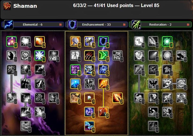 Enhancement Shaman DPS Guide Legion 725 - Noxxic