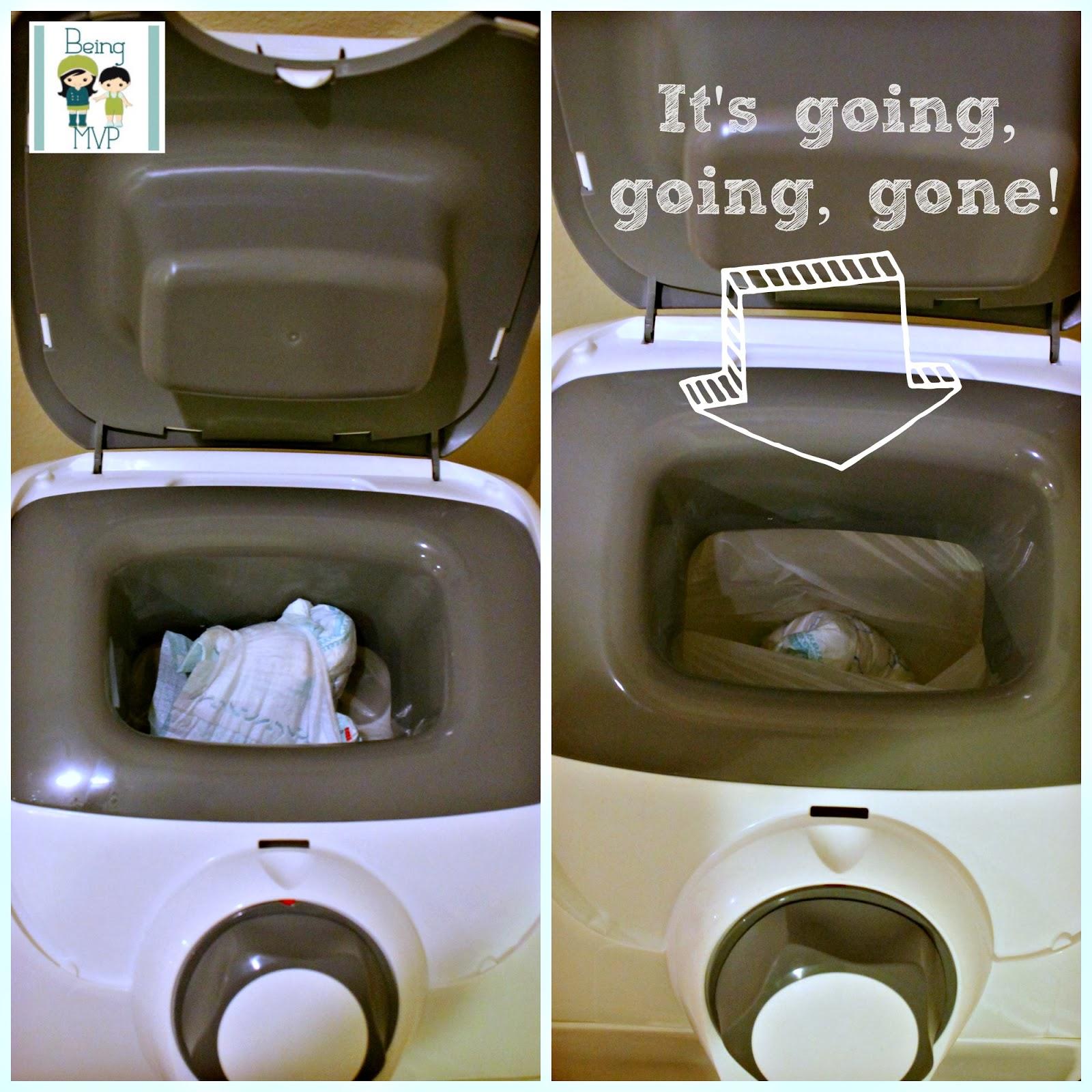Being Mvp Tommee Tippee 360 186 Sealer Diaper Disposal