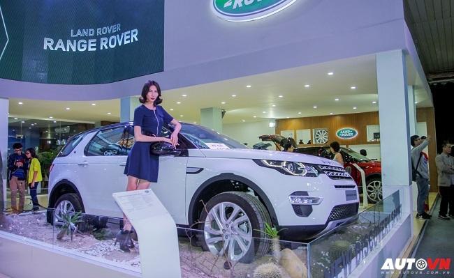 Jaguar Land Rover - Đẳng cấp sang trọng