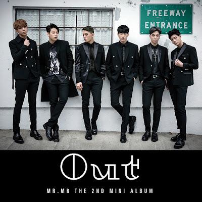 [Mini Album] Out - MR.MR(미스터미스터)