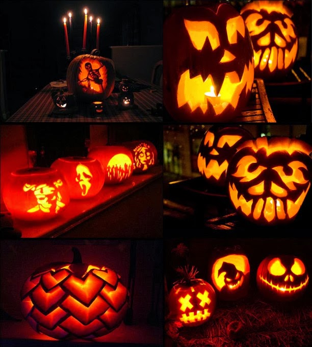 Pumpkin carving ideas for halloween 2014 for Amazing pumpkin carving ideas