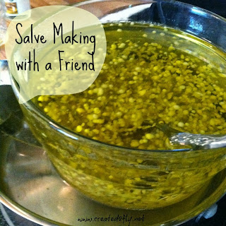 www.created2fly.net: Salve recipes - links here and a few new recipes too!