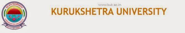 Kurukshetra University M.Sc., MBA Dec 2014 Exam Result