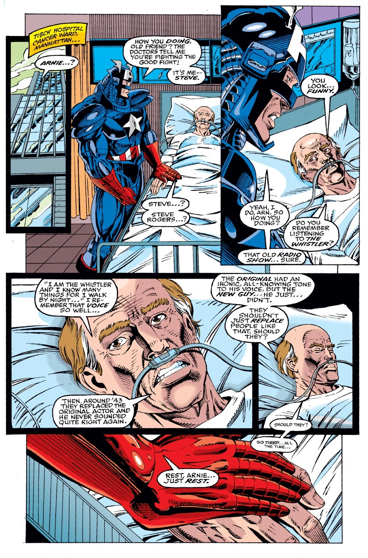 Captain America (1968) Issue #442 #396 - English 8
