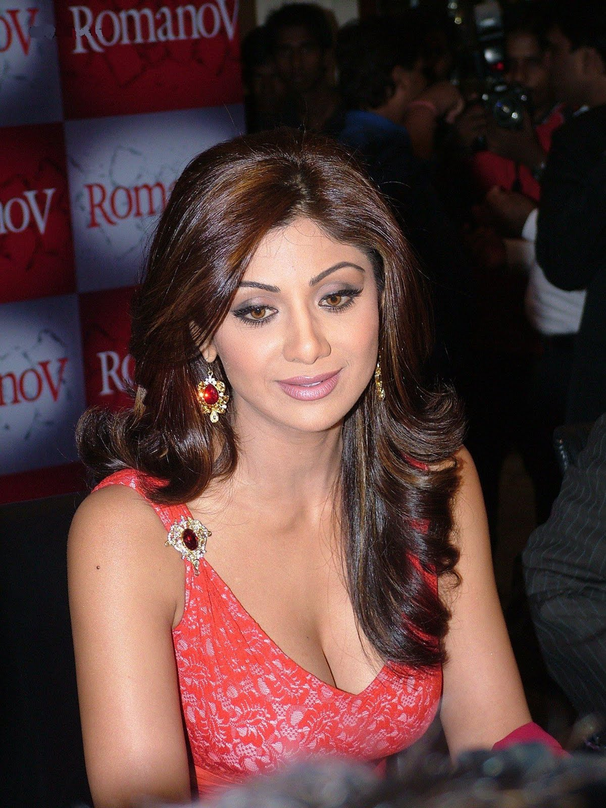 marganos: bollywood actress shilpa shetty