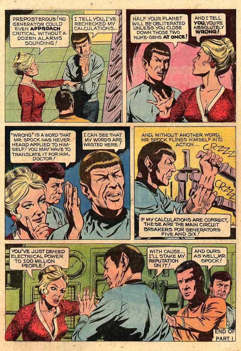 Star Trek (1967) #59 #59 - English 11
