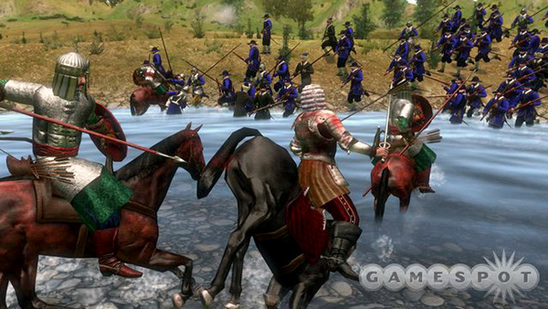 Mount & Blade - With Fire and Sword Screenshot 1