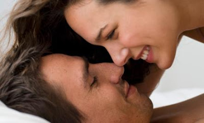 The Power of Semen - woman kiss man love