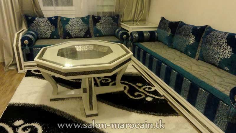 salon marocain moderne 2016 dcoration salon marocain moderne - Decoration Triate Du Salon Beldi