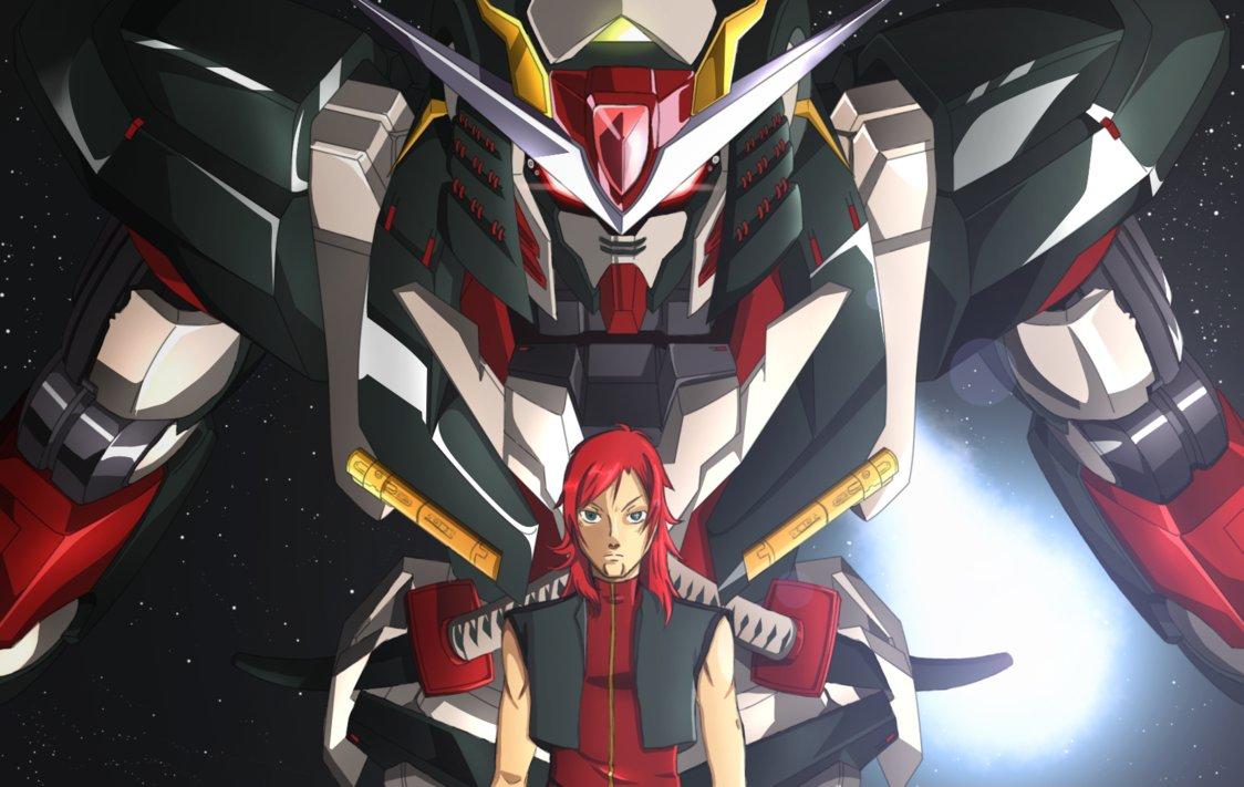 1  Pretty Armor VER 2.0 Saber Wing Zero Gundam MS Girl ARMOR SISTER Booster Mode
