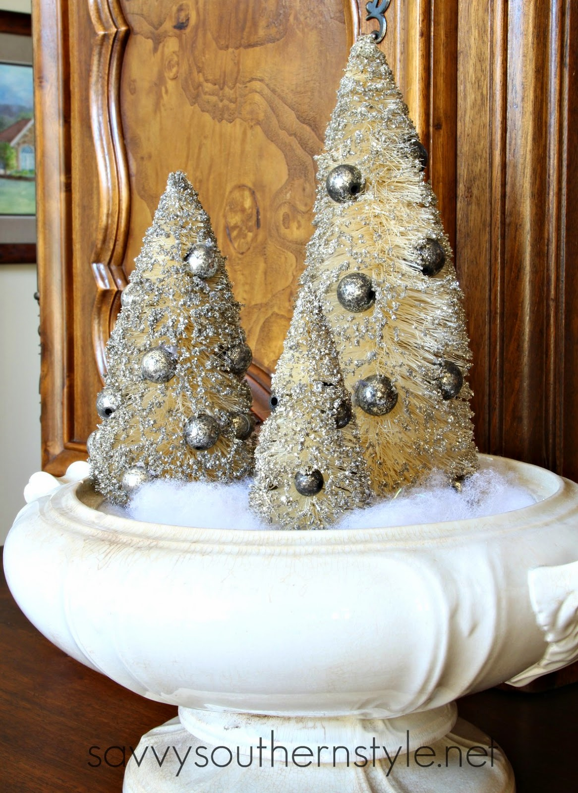 savvy southern style french style christmas - French Style Christmas Decorations