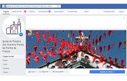 Acesse a página do facebook da Comunidade do Rosário