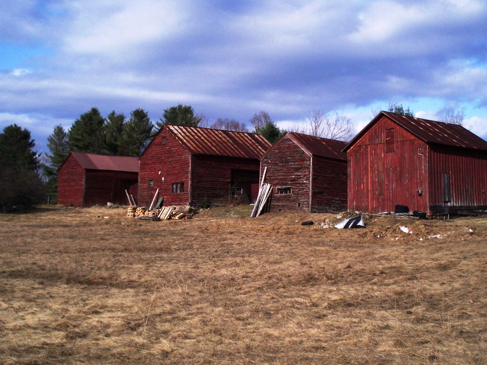 A And B Farm  Renovating Old Barns
