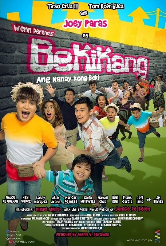WATCH: Bekikang: Ang Nanay Kong Beki (2013) *(FULL MOVIE)