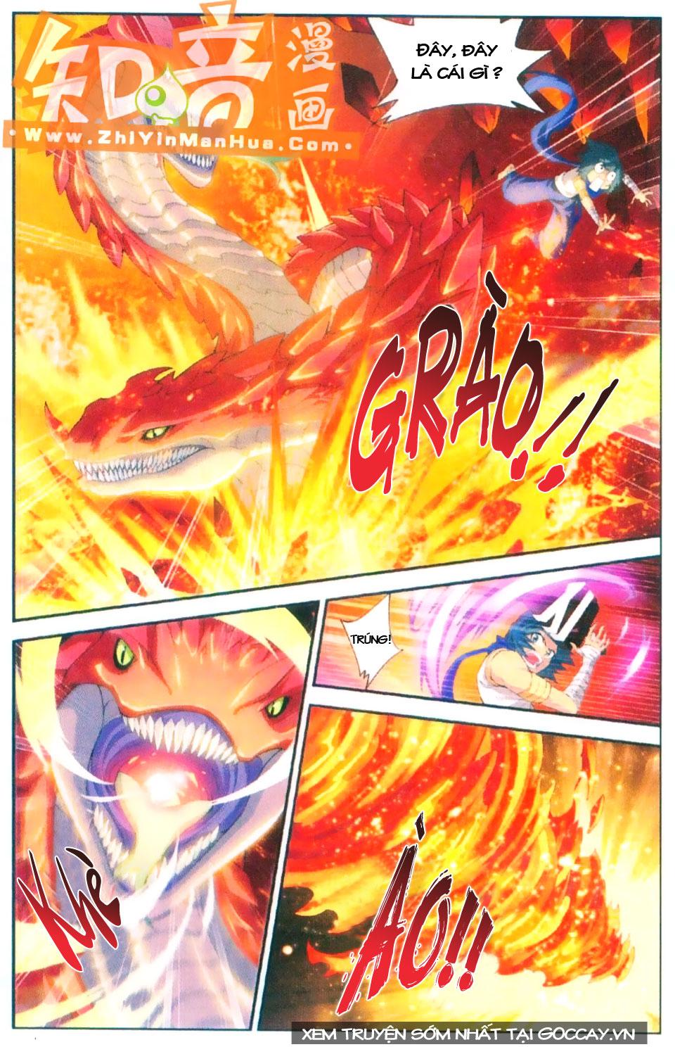 Đấu Phá Thương Khung chap 43 page 2 - IZTruyenTranh.com