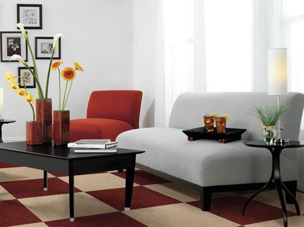Desain Interior Ruang Tamu Minimalis Terpopuler