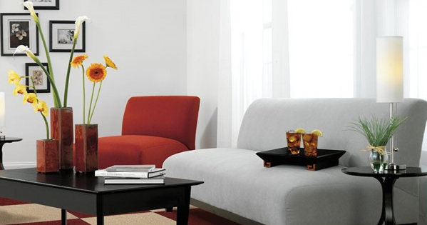 pilihan kombinasi cat interior rumah minimalis
